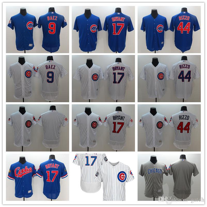 outlet store 728d4 d0f8f wholesale anthony rizzo world series jersey 96888 3b21d