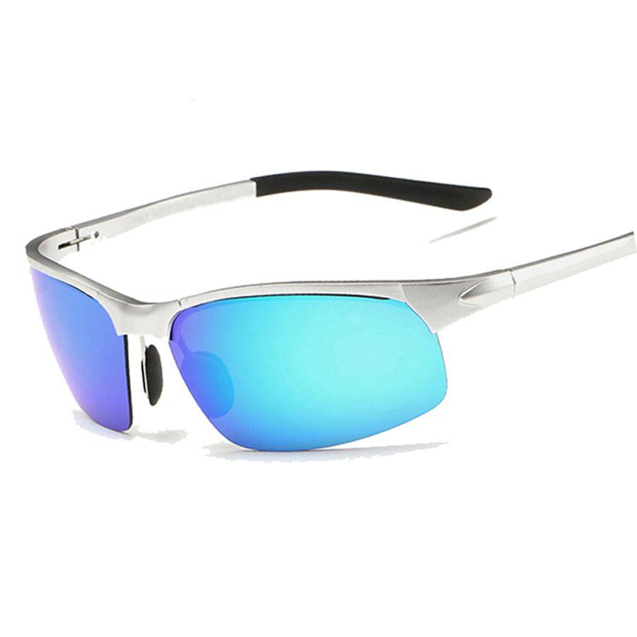 c4c3e6b919 Compre Gafas De Sol Deportivas Lentes Polarizadas Gafas Para Hombres Gafas  De Sol Oculos Feminino De Grau Gafas De Moda Lentes Sol Hombre Shades Sol A  ...