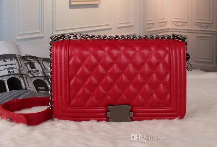 622f8e4ed4e7b New Women Diamond Lattice Bags Designer Handbags Lady Quilted Plaid ...