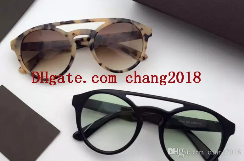 Brand Wholesale Protection Frame Designer 0537 Original Round With Popular Eyewear Luxury Uv400 Mens Sunglasses Selling Lens Box 9WEIeDH2Yb