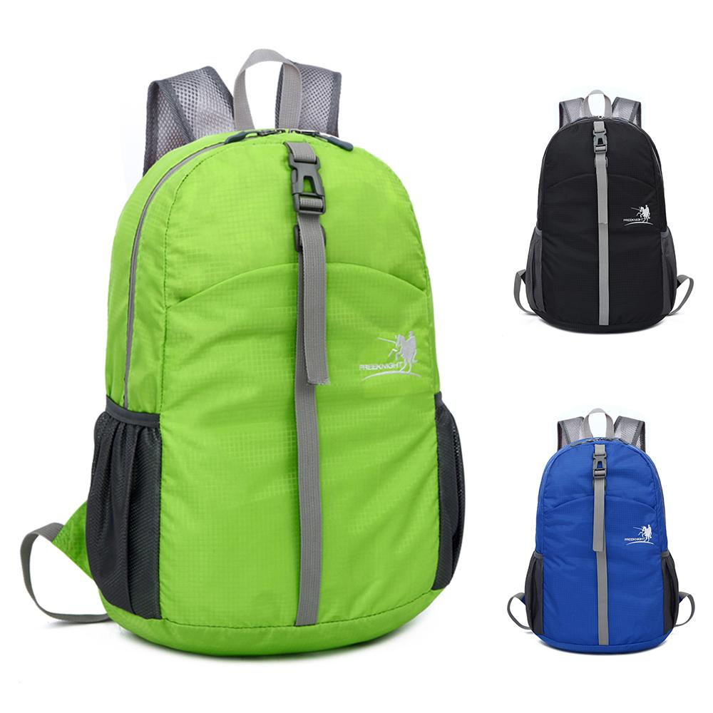 af9753b6774 Hiking Bag 30L Sports Bag Men Women Outdoors Water Resistant Nylon Camping Backpack  Hiking Travel Mountaineering Lightweight Foldable Sport Bag Outdoor Bag ...