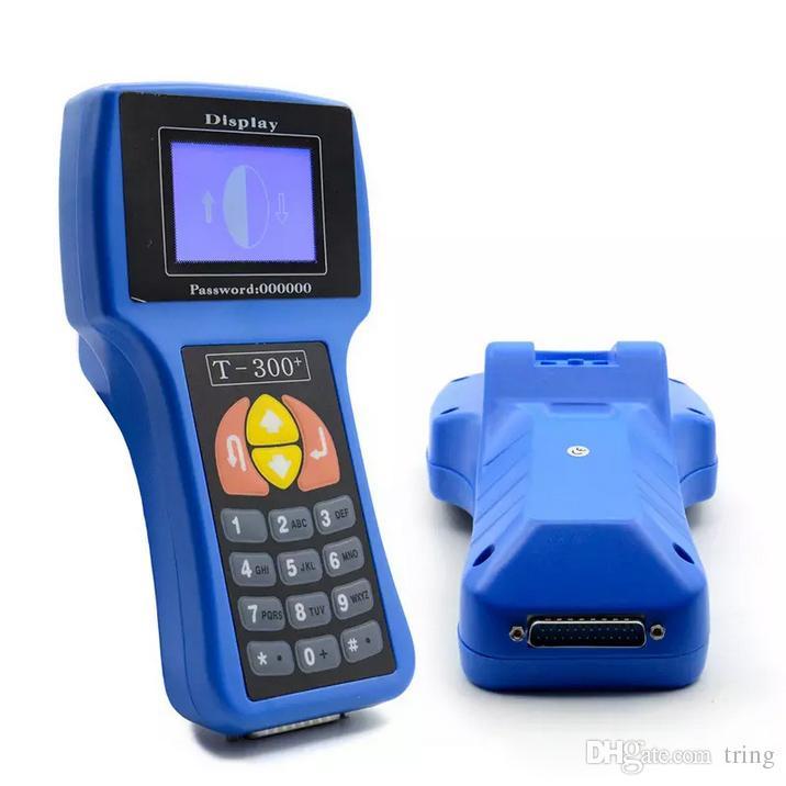 Key Programmer T300 Latest English And Spanish V17.8 Professional Auto Key t300 Maker Rodan Auto Car tools DHL '