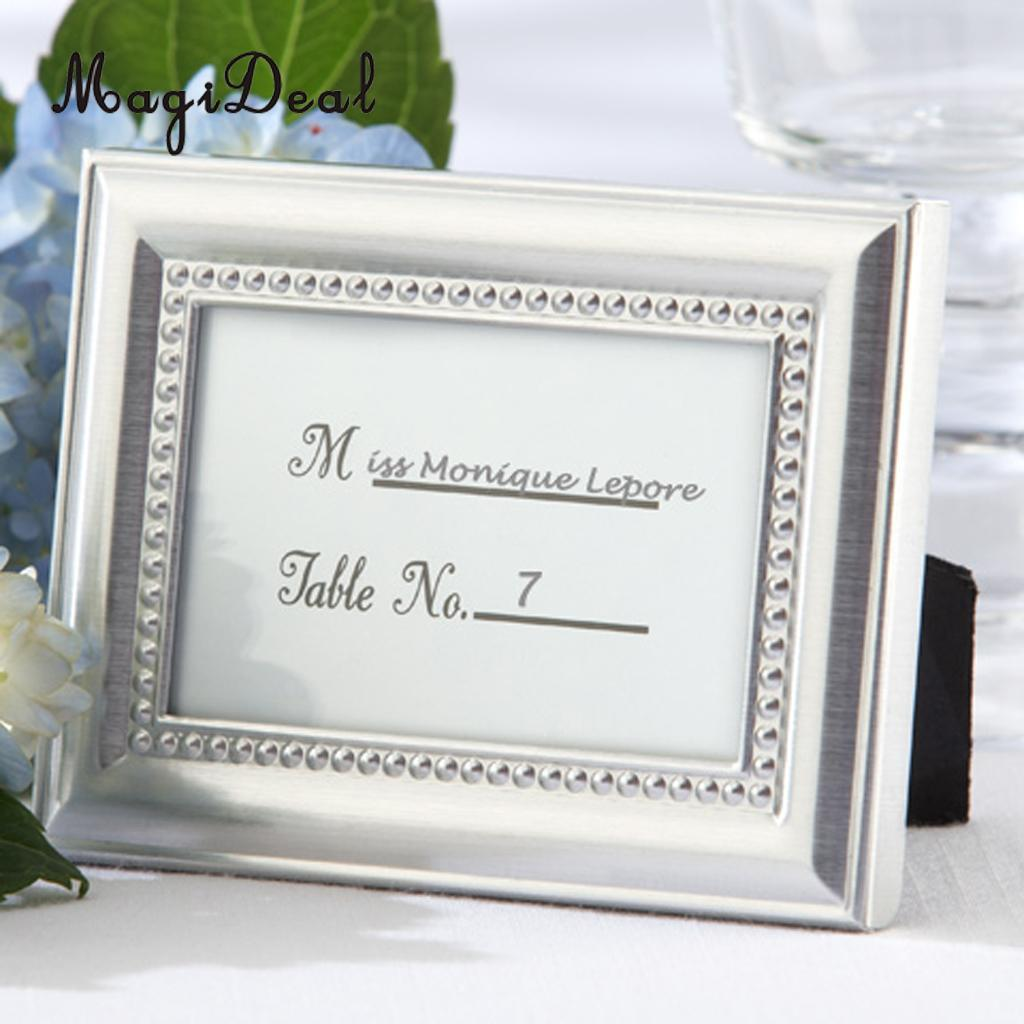 2019 Magideal Small Vintage 28 1 Inch Photo Frame Style Place Name