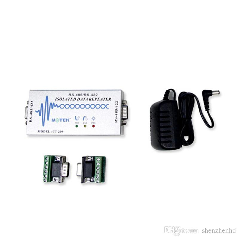 UT-209 RS485/422 repeater industrial grade photoelectric isolation signal  amplifier converter