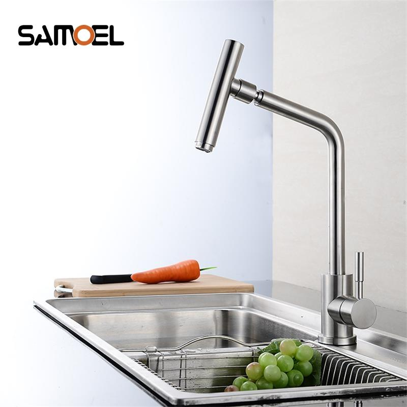 2019 high quality 304 stainless steel no lead kitchen sink faucet rh dhgate com high quality stainless steel kitchen sinks top quality kitchen sinks