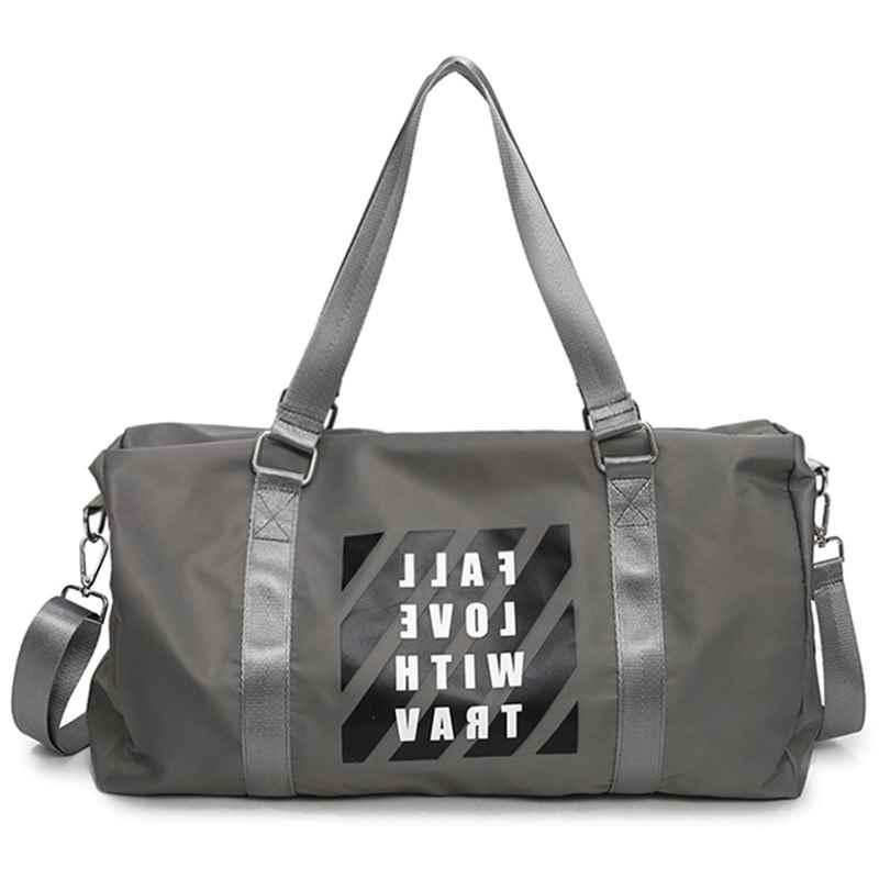 828b915e4518 New Men And Women Weekend Travel Large Tote Bags Fashion Fitness Yoga Bag  Fashion Travel Bags High-capacity Luggage Bag Travel Bags Cheap Travel Bags  New ...