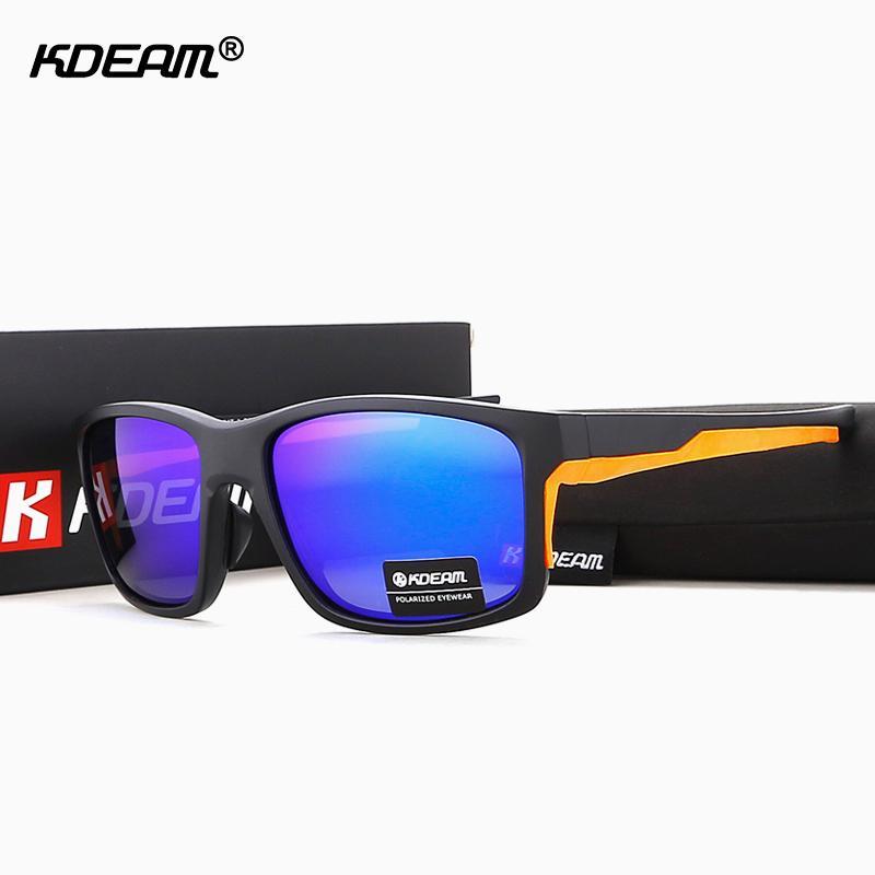 394fa766ed9 KDEAM Performance Polarized Sunglasses Men Sport TR90 Frame Anti Reflecting  Off Ocean Rays Sun Glasses Polaroid Driving Sunglass Sunglases Cheap  Designer ...