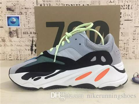 9930d0d57 Boost 700 Runner 2018 New Kanye West Wave Mens Women Athletic Best Quality  700s Sports Running Designer Sneakers Shoes 36 46 Canada 2019 From ...