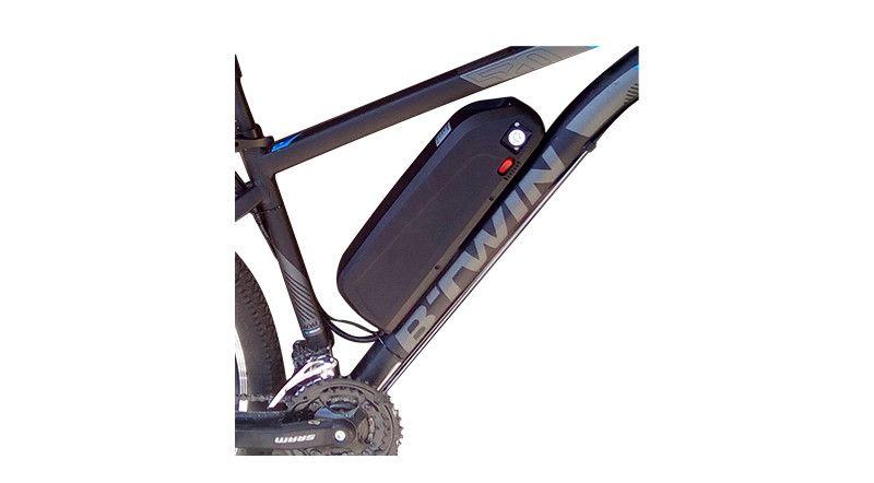AB HIÇBIR VERGISI Ücretsiz Nakliye için En kaliteli 48 v e-Bike Pil 750 W Motor kitleri Şarj Edilebilir Hailong ile 48 volt 17ah Çerçeve Pil Paketleri