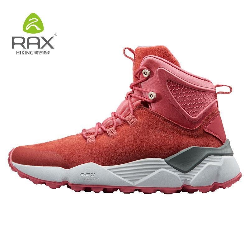 29de7e20e5d1f Acquista RAX 2018 Donna Stivali Da Trekking Impermeabili Scarponi Da  Trekking Traspiranti Trekking Montagna Donna Arrampicata Scarpe Da Passeggio  Sneakers A ...