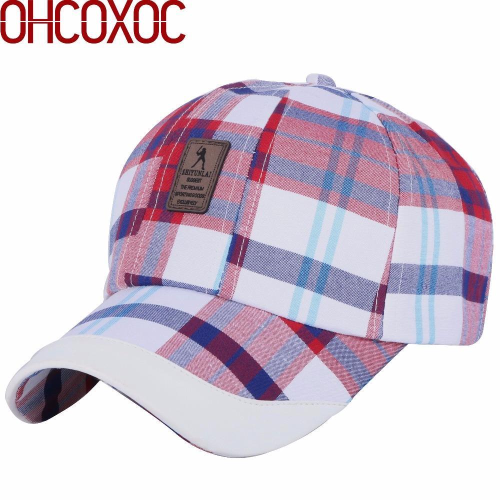 Compre Venta Al Por Mayor Estilo Vintage Sombreros Para Hombres Mujeres  Nuevos Deportes Gorras De Béisbol 55 60 Cm Algodón Lavable Hembra Hombre  Casquette ... 82b649e0248