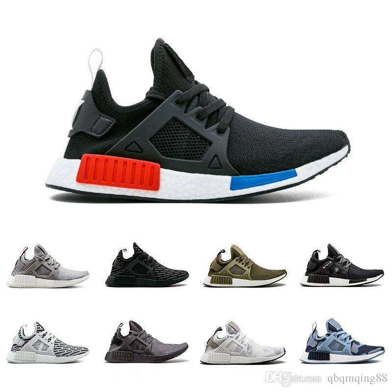 0f3e6ee5400a1 Nmd Olive Og Xr1 Running Shoes Mastermind Japan Skull Fall Green Camo  Glitch Black White Blue Zebra Pack Men Sneaker Sports Shoes 36 45 Walking  Shoes Trail ...