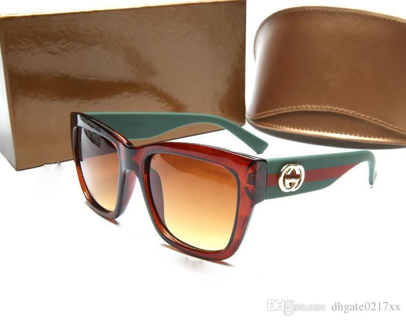 4890afb6a42 Luxury G0034 Sunglasses For Men Brand Design Fashion Sunglasses Wrap ...