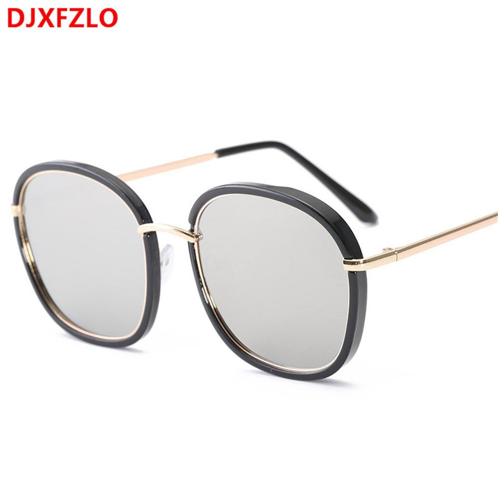 f480a7156fb DJXFZLO 2018 New Fashion Polygon Sunglasses Women Brand Designer Vintage  Sun Glasses Clear Sun Glasses Men Sexy Couple Eyewear Polarised Sunglasses  Baby ...