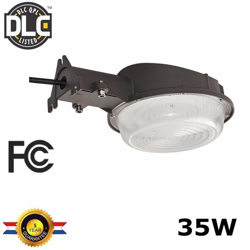 2018 photocell led wall lamp 35w led barn light dusk to dawn outdoor