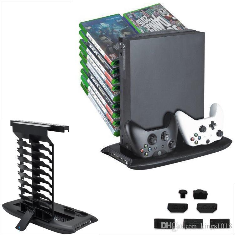Compre Para Xbox One X Onex Ventilador Vertical De Refrigeracion Con