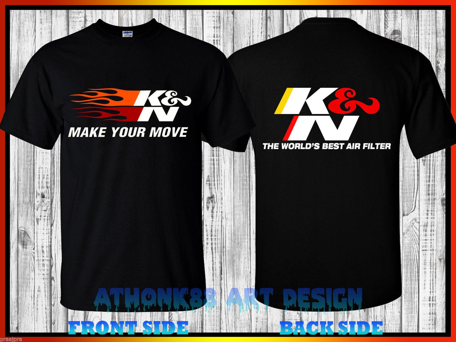 Racing T Shirt Design Ideas | K N Racing T Shirt K N Racing Air Filter T Shirt Funny Slogan T