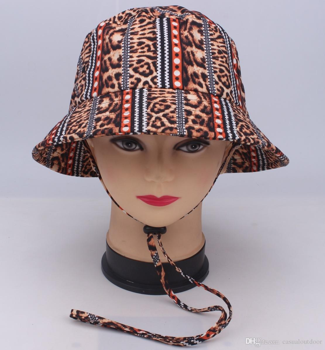 abef4853f57 Wholesale 2018 New Outdoor Men   Women Bob Fishing Cap Planet Fashion  Floral Bucket Hat With String Sun Protection Sun Hat Riding Beach Hat Mens Hat  Styles ...