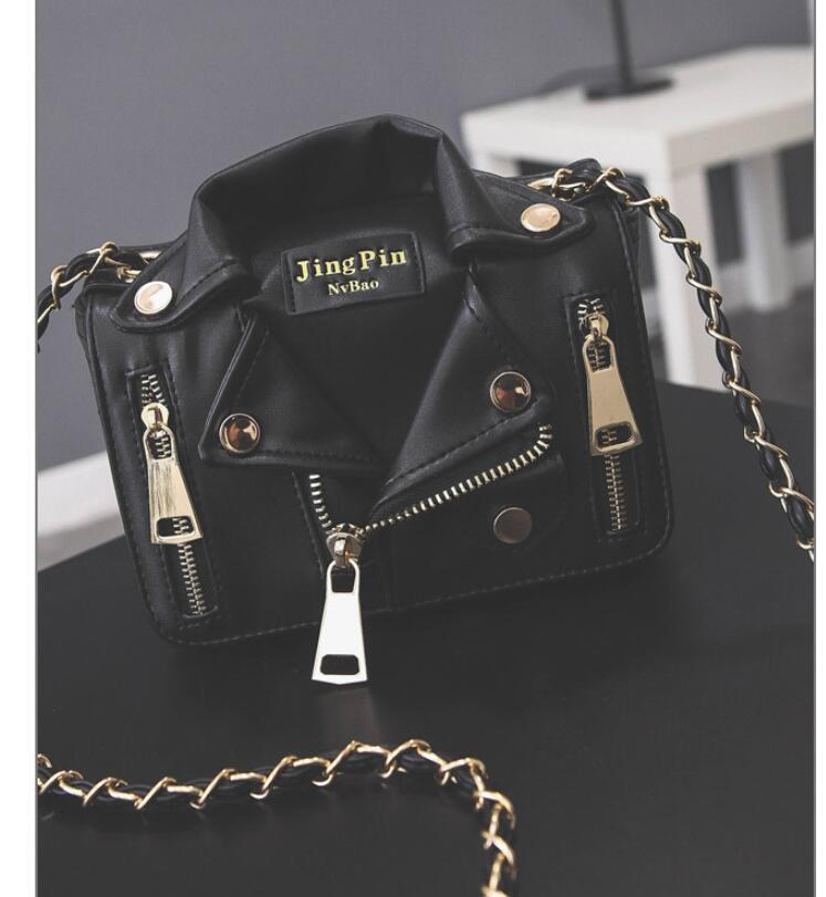 Wholesale Designer Handbags Women Leather Jacket Bags Women Clothing  Shoulder Messenger Bag Day Clutch Purse Bags Leather Bags Designer Purses  From Kkbags 3bb88037387bc