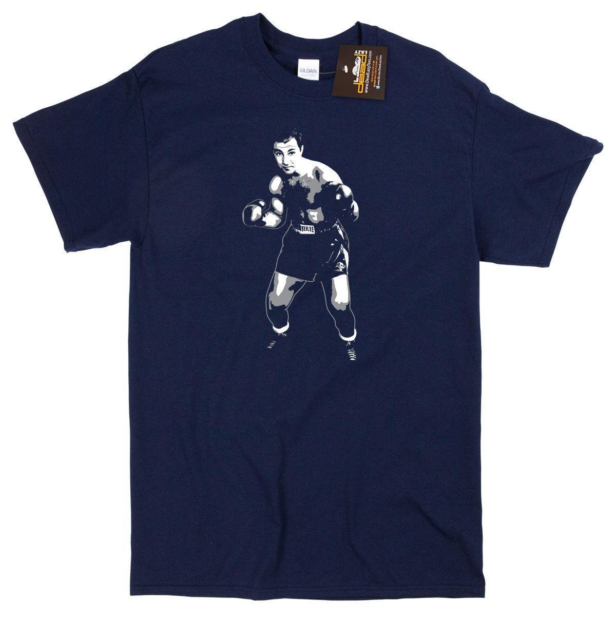 5b9368f64 Rocky Marciano Heavyweight Boxing T Shirt Fight Legend Sports Star NEW  Shirts With Design Unique T Shirts For Sale From Amesion2504, $12.08|  DHgate.Com