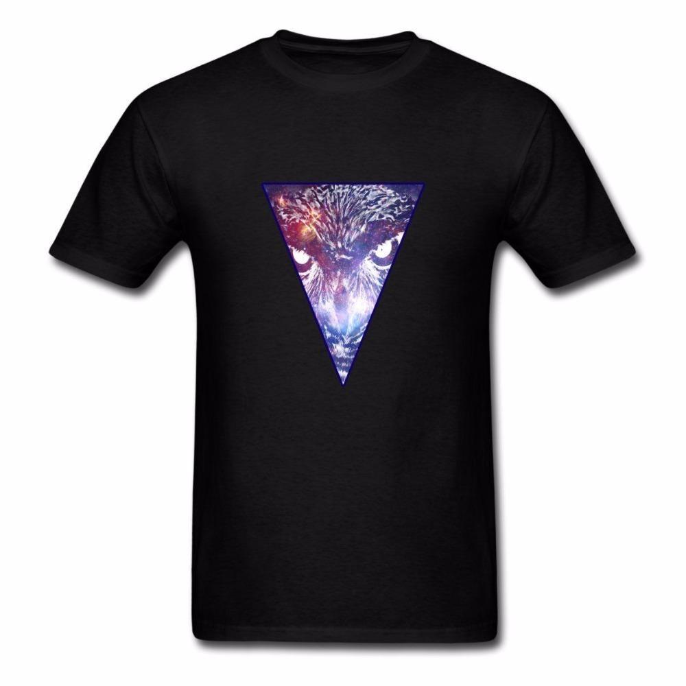 7442cae77 Compre Camisas Para Hombres Manga Corta Para Hombres Eagle Tattoo Camisa  Para Mujeres Con Cuello Redondo Estampado Personalizado Camiseta Con Cuello  Redondo ...