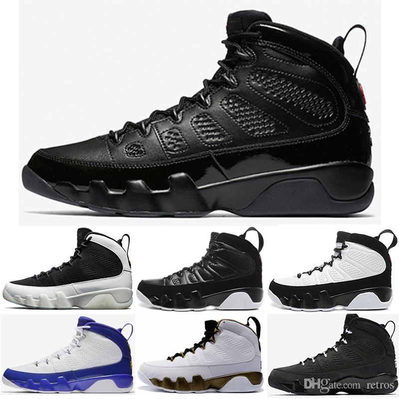 367d16d12a2bff 2018 9 9s Men Basketball Shoes OG Space Jam Tour Yellow PE Anthracite The Spirit  Johnny Kilroy 2010 Release Sports Shoes Sneaker 8 13 Discount Shoes Online  ...
