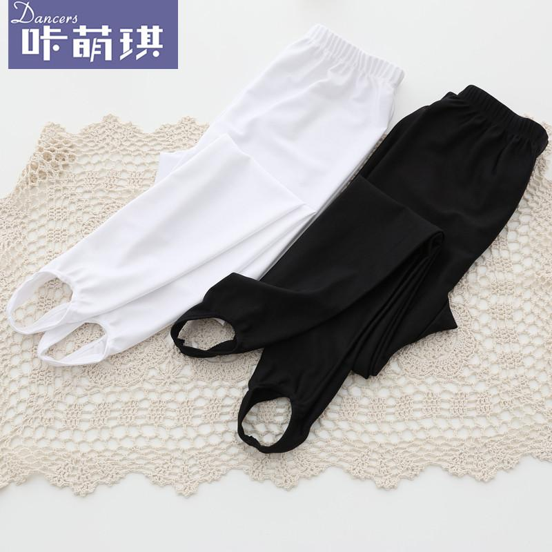 fc07a57e0 Children Dance Ballet Tights Pants Socks Pedal Performance Girls ...