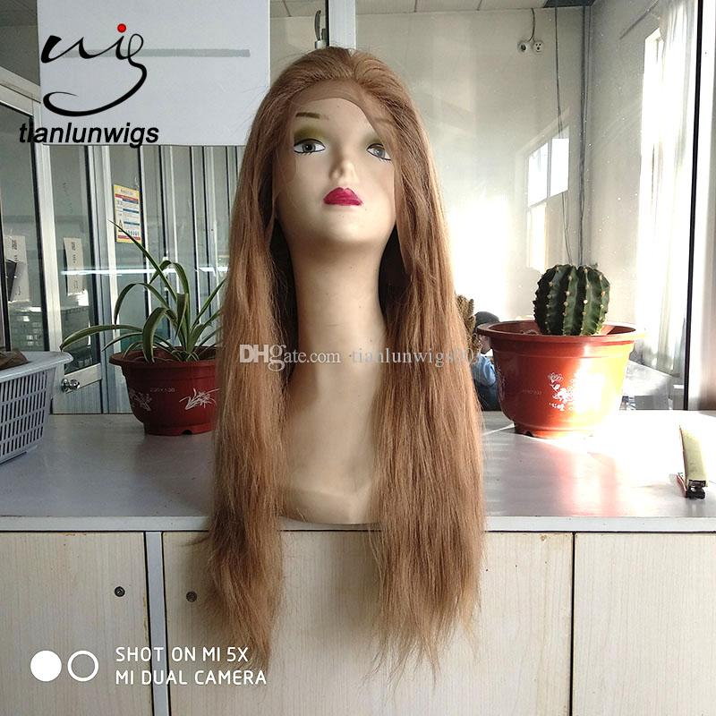 2018 new products 18 inch #human hair full lace wig , natural human hair wigs new style for white women