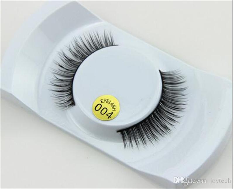 100% 3D Nerz Makeup Kreuz Falsche Wimpern Wimpern Verlängerung Handgemachte natur wimpern 15 stile für wählen sie auch haben magnetische wimpern
