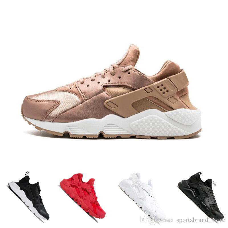 7569270efa5ae 2018 Air Huarache Run Ultra 4 IV Running Shoes Men   Women Top Quality Air  Huarache Run Ultra Multicolor Sneakers Athletic Trainers 5.5 12 Stability  Running ...