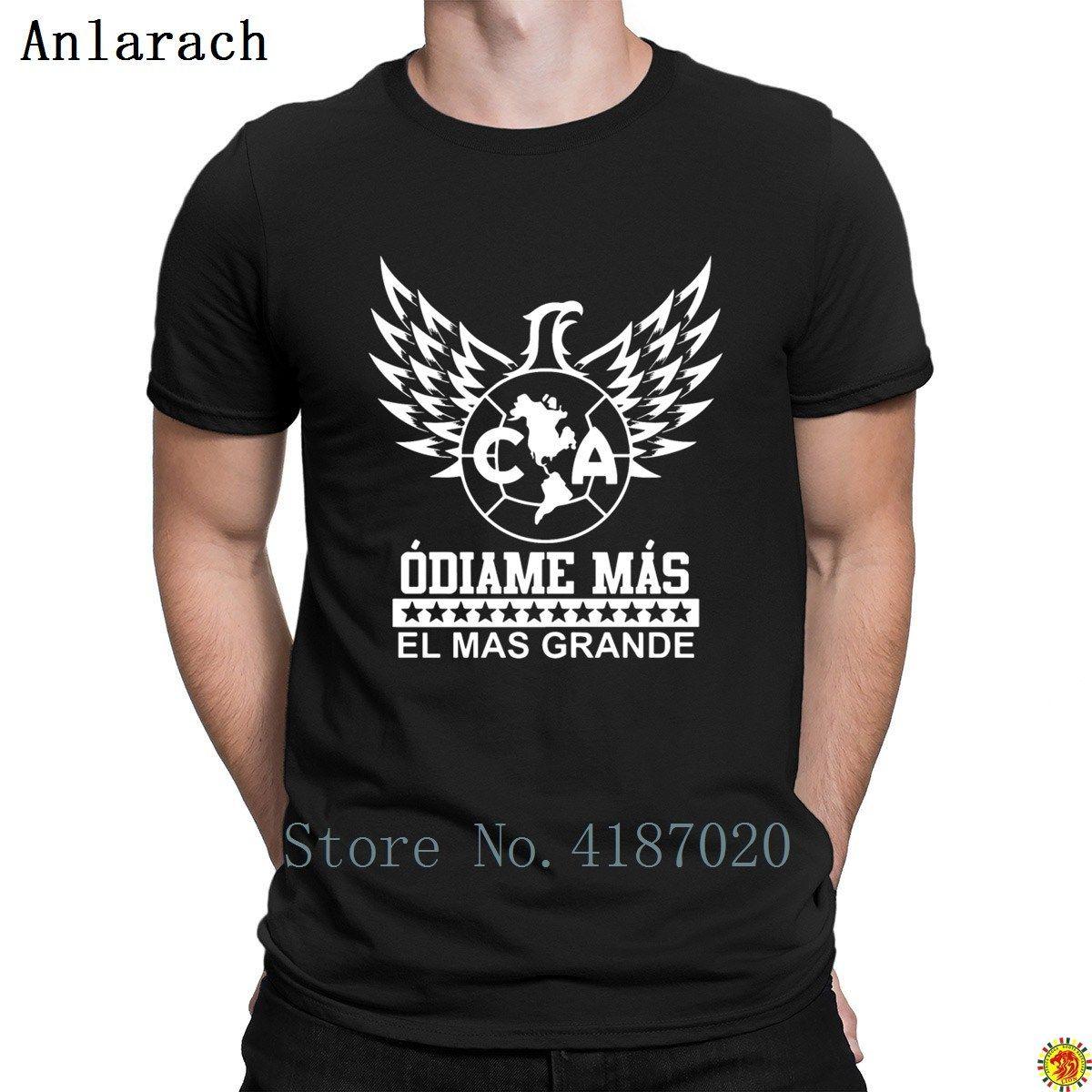 b92a9b51ce9 Club America Mexico Aguilas Camiseta Jersey Odiame Tshirt Creative Loose  Websites Men's Tshirt Summer Kawaii Cotton Tee Tops