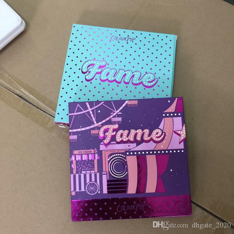 New Colourpop Cosmetics Fame Shadows 16 colour Eyeshadow Palette جديد في صندوق DHL fresshipping