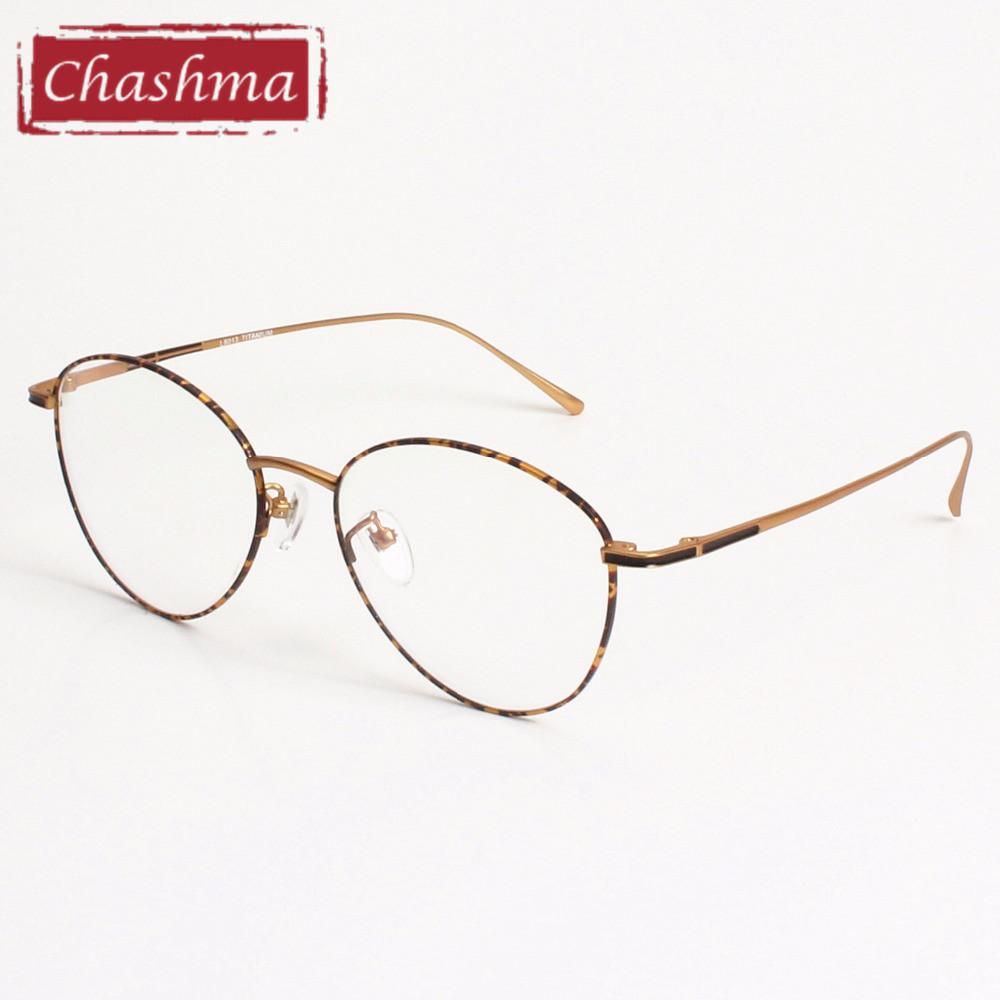 a253f510852 2019 Chashma Brand 2017 Top Quality B Titanium Eyewear Women Men  Prescription Optical Glasses Frames From Lbdwatches