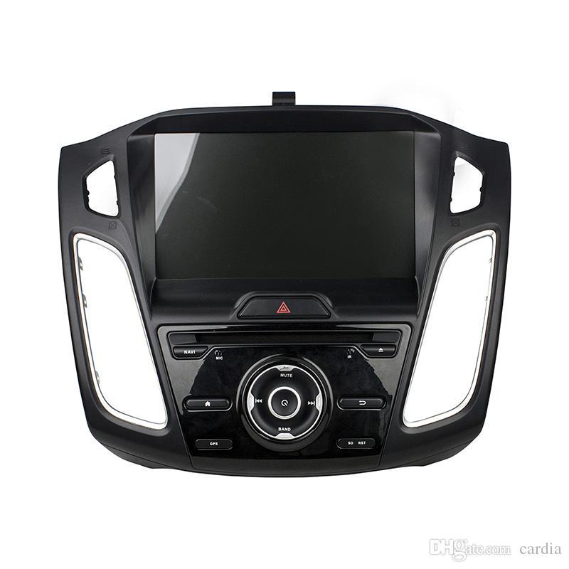 9 pouces 2 Go de RAM Andriod 6.0 Lecteur DVD de voiture pour Ford FOCUS 2016 avec GPS, commande au volant, Bluetooth, radio