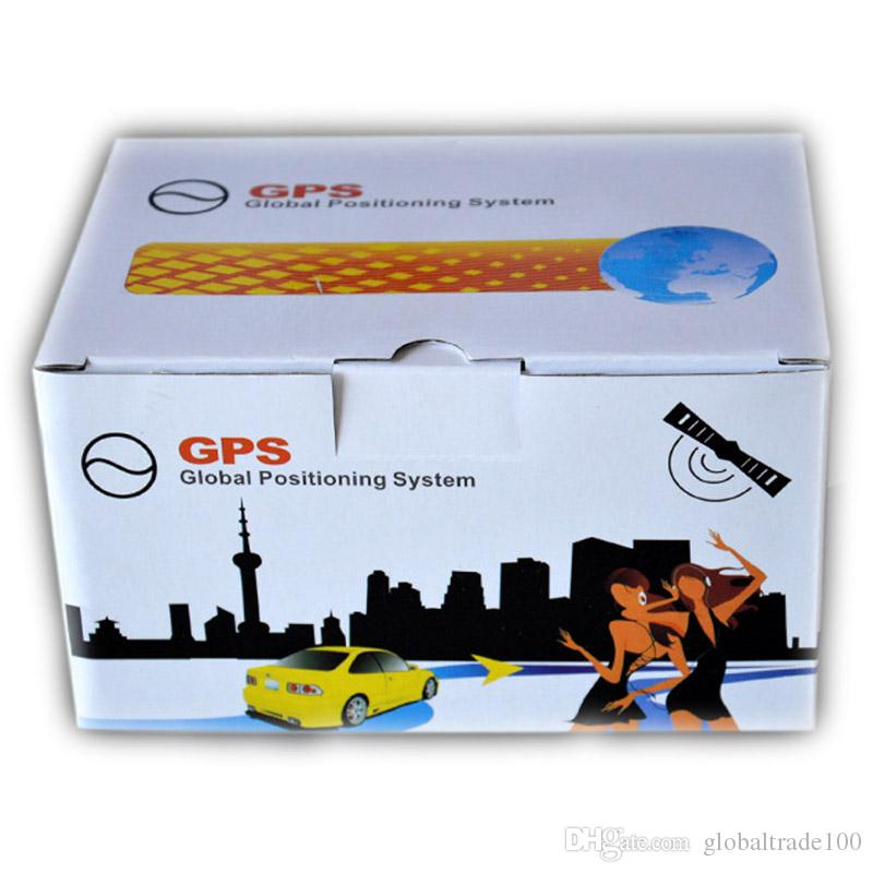 5 Zoll Auto GPS Navigation Navigator MTK 128 MB 4G / 8G Win CE mit Bluetooth AV in Multi-Länder neuesten Mps