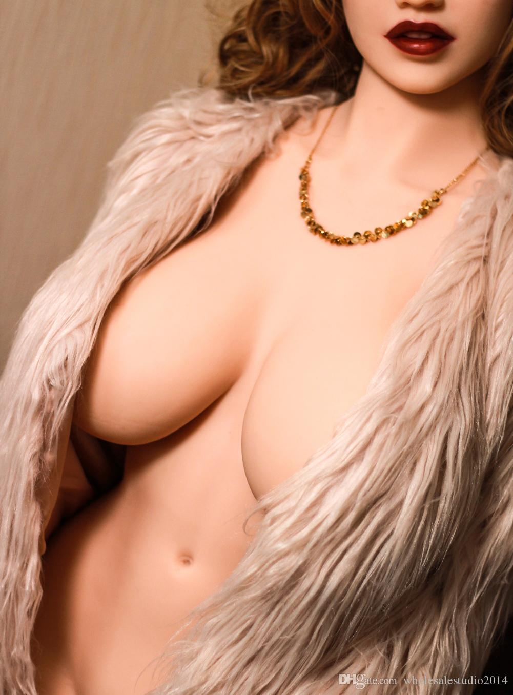 152cm real silicone sex dolls adult full oral love doll realistic toy for men sexy Big Breast Big Ass vagina sex shop