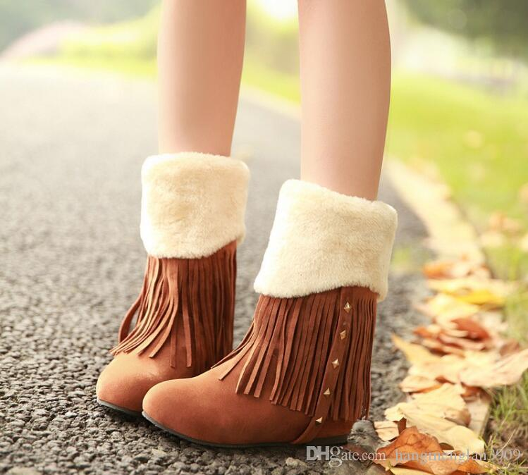 2018 women thigh high boots over the knee motorcycle boots winter and autumn woman shoes plus size 34-42 women's boots