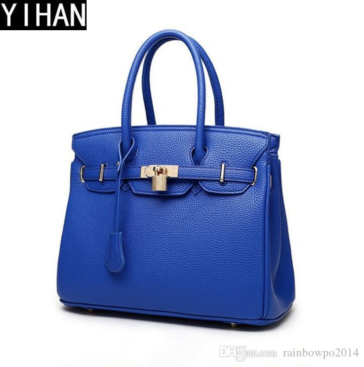 Factory Wholesale Brand Handbag Fashion Temperament Platinum Package Korean  Hit Color Large Brand Handbag Handbag All Match Frosted Elegant Cheap  Designer ... b54472cbb3cc