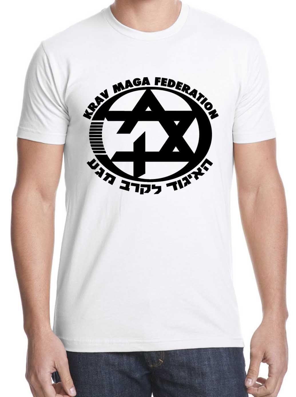 New T Shirt Krav Maga Logo Design Online Buy T Shirt Best T Shirt
