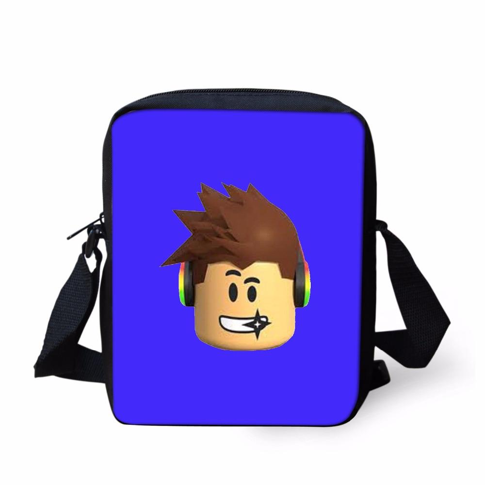 Roblox Game School Supplies Messenger Bags For Kids Shoulder Bag Children  Mini Kindergarten Crossbody Girls Cool Bags Designer Bags Wallets For Women  From ... 4525a76589074