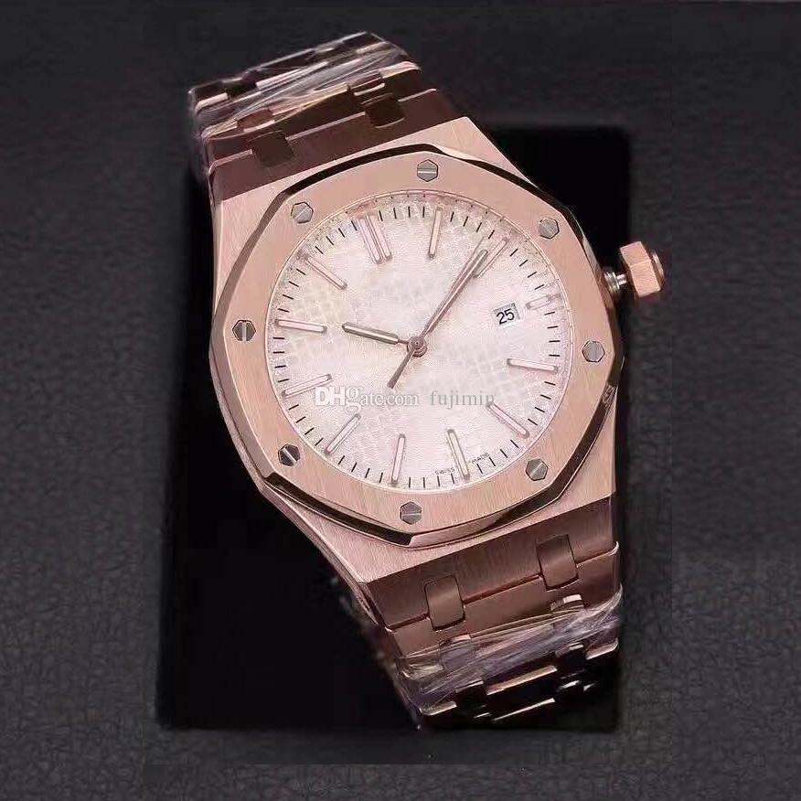 94695dd82a7 2018 New Luxury Brand Watch Men 42mm 3 Pointer Automatic Mechanical ...