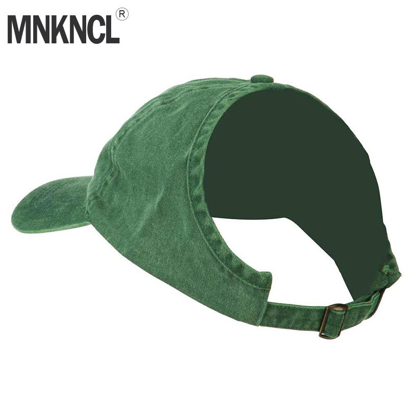 MNKNCL Women S Half Empty Top Sunshade Baseball Cap Ponytail Cap Summer  Messy Bun Sports Hat Women Caps Hats For Sale Neweracap From Fashluck b9261867372