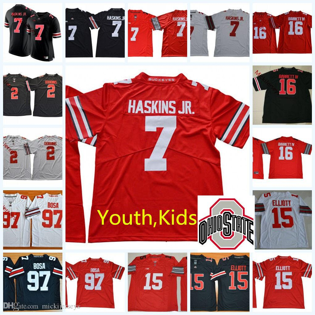ohio state jersey for boys