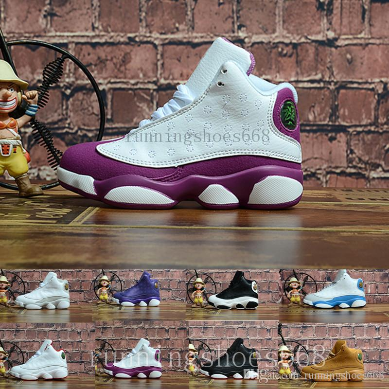 free shipping a554b 2105b Jordan Enfants Acheter Air 13 Cher 2018 Nike Chaussures Pas