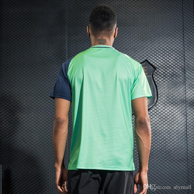 الرجال القمصان تنس قميص الرجال سريعة الجافة الريشة القمم تنفس الرياضة قميص رياضي تنس الطاولة الملابس