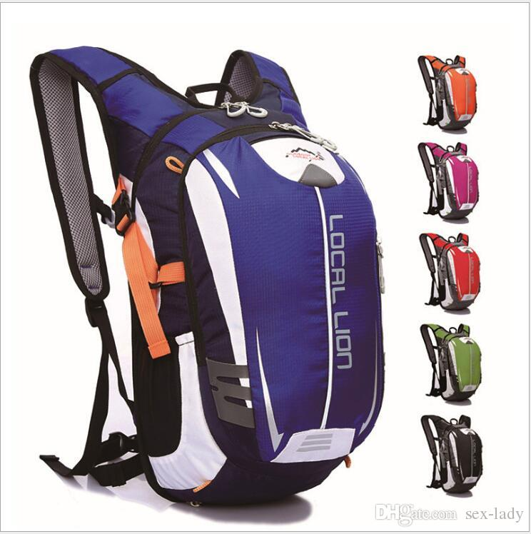e92bf8dea6 Riding Backpack MTB Outdoor Equipment 18L Suspension Breathable Outdoor  Riding Backpack Riding Bicycle Cycling Bag Kids Sport Backpacks Big Backpacks  Sports ...