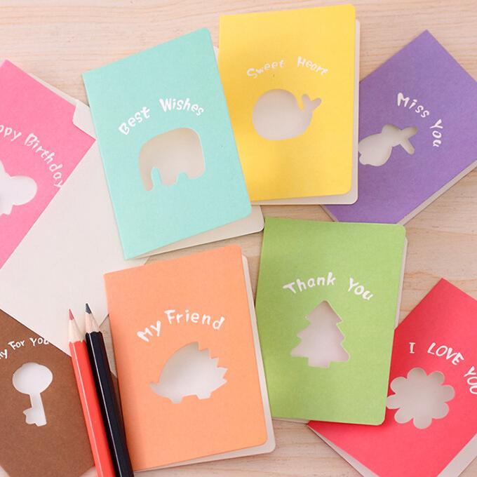 Wholesale Korean Creative Cute Candy Color Cartoon Exquisite