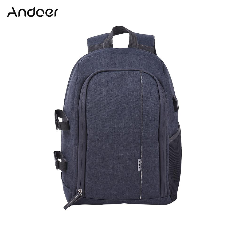 18dd9298c0 Wholesale Shockproof Backpack Outdoor Photography Travel Camera Bag for Canon  Nikon Sony A7II A7R A7S A7 DSLR Mirrorless Camera Online with  91.35 Piece  on ...
