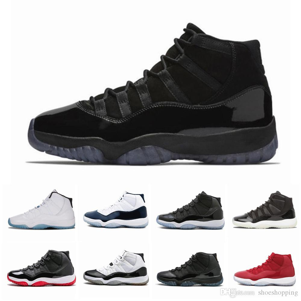 11s Prom Night Basketball Shoes 11 Men Women Cap And Gown Gym Red ... a67bb29ff826