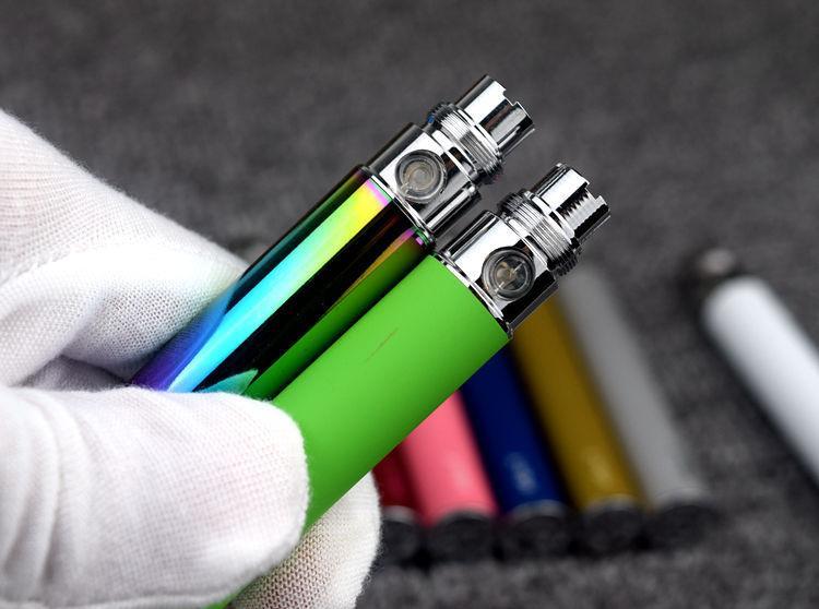 E Cigarette Battery 650Mah 900Mah 1100Ma Ego-T Battery 510 Thread Match Ce4 Atomizer Ce5 Clearomizer Ce6 Vaporizer Electronic Cigarette